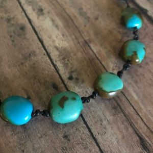 Jewelry - Chunky Turquoise Necklace